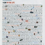 """A day in the life"" story in Forbes Magazine."